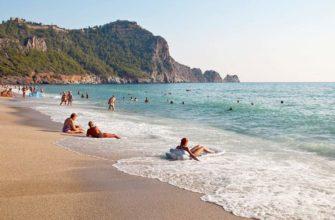 Где в Алании лучше отдыхать на море
