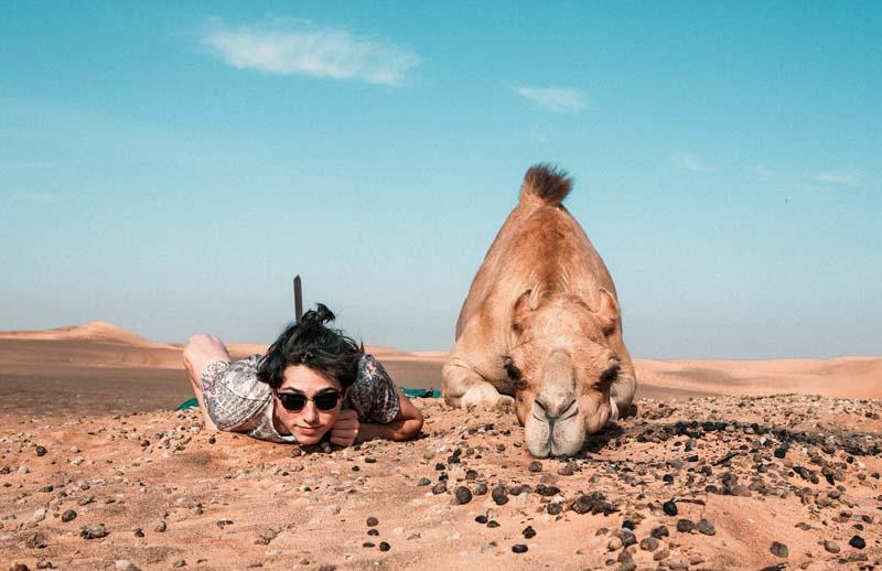 Куда поехать в ОАЭ осенью