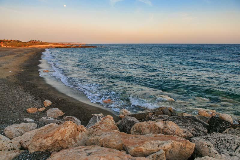 Пляжный отдых в октябре на Кипре