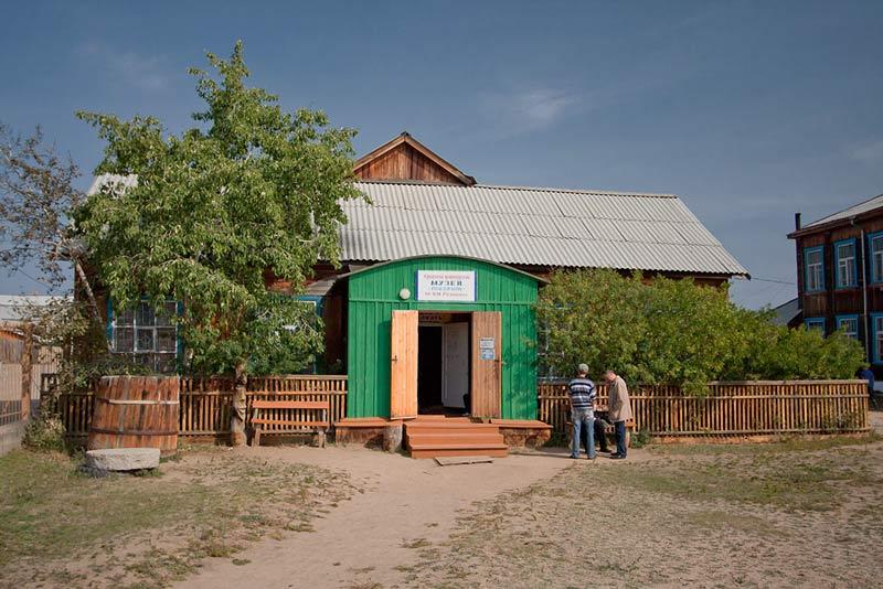 история Байкала