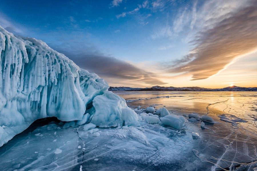 отдых на Байкале в январе