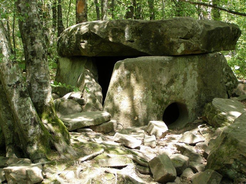 Природные места Майкопа