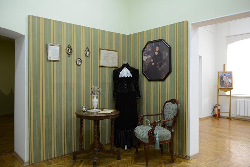 Дом музей Кустодиева