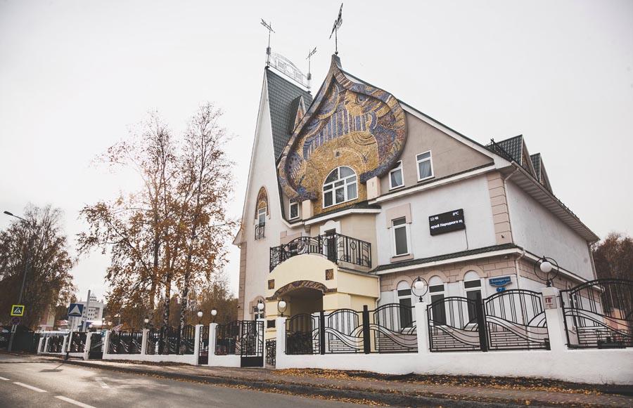 музей Игошева