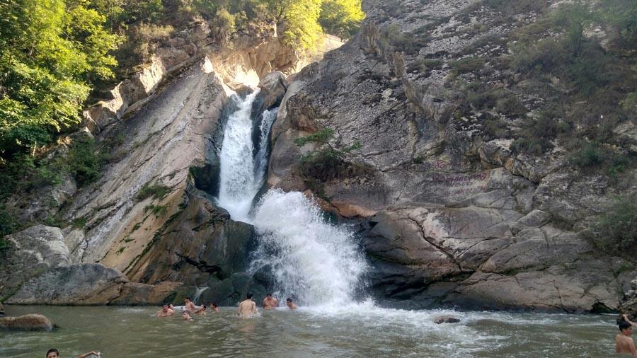 Ханагский водопад