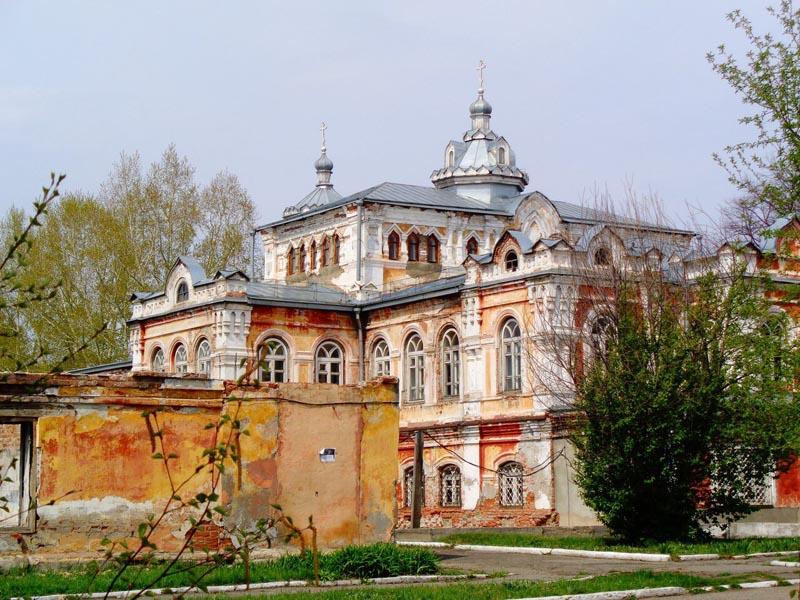 архитектура и история