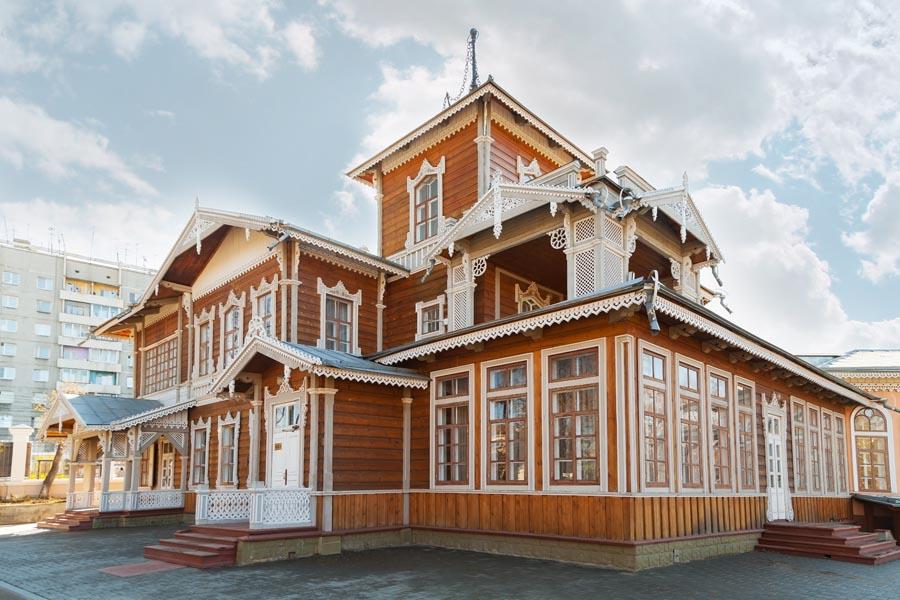 Музей Сукачева