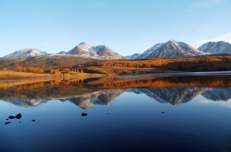 красивые места Байкала для фотосессий