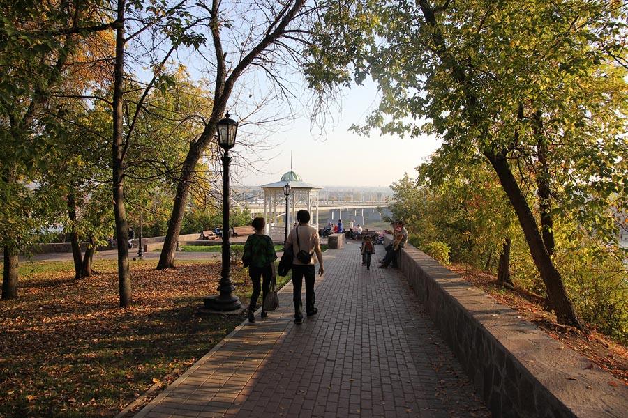 парк для отдыха