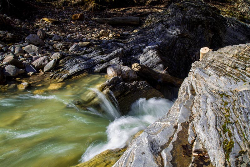 Сахрайские водопады (Гузерипль)