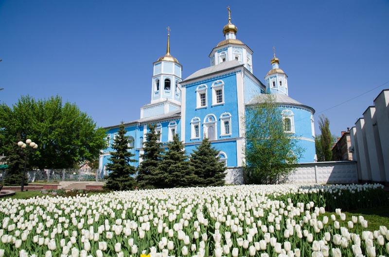 красивое фото собора