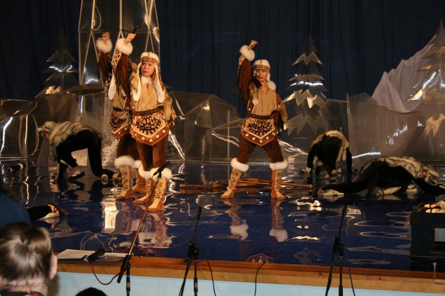 Театр обско-угорских народов