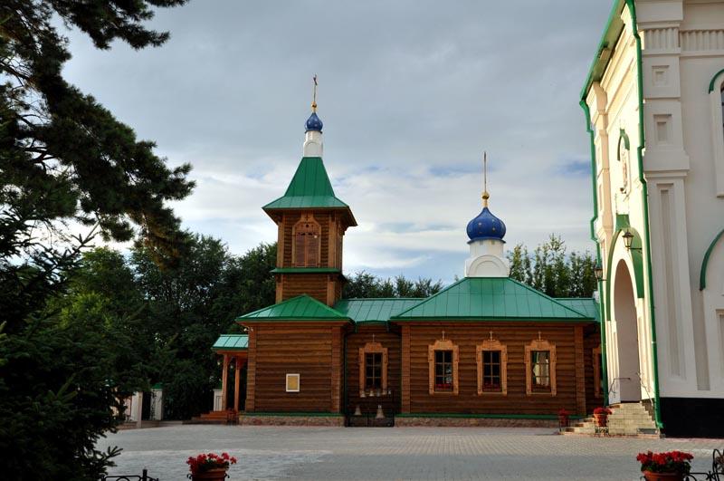 церковь городская