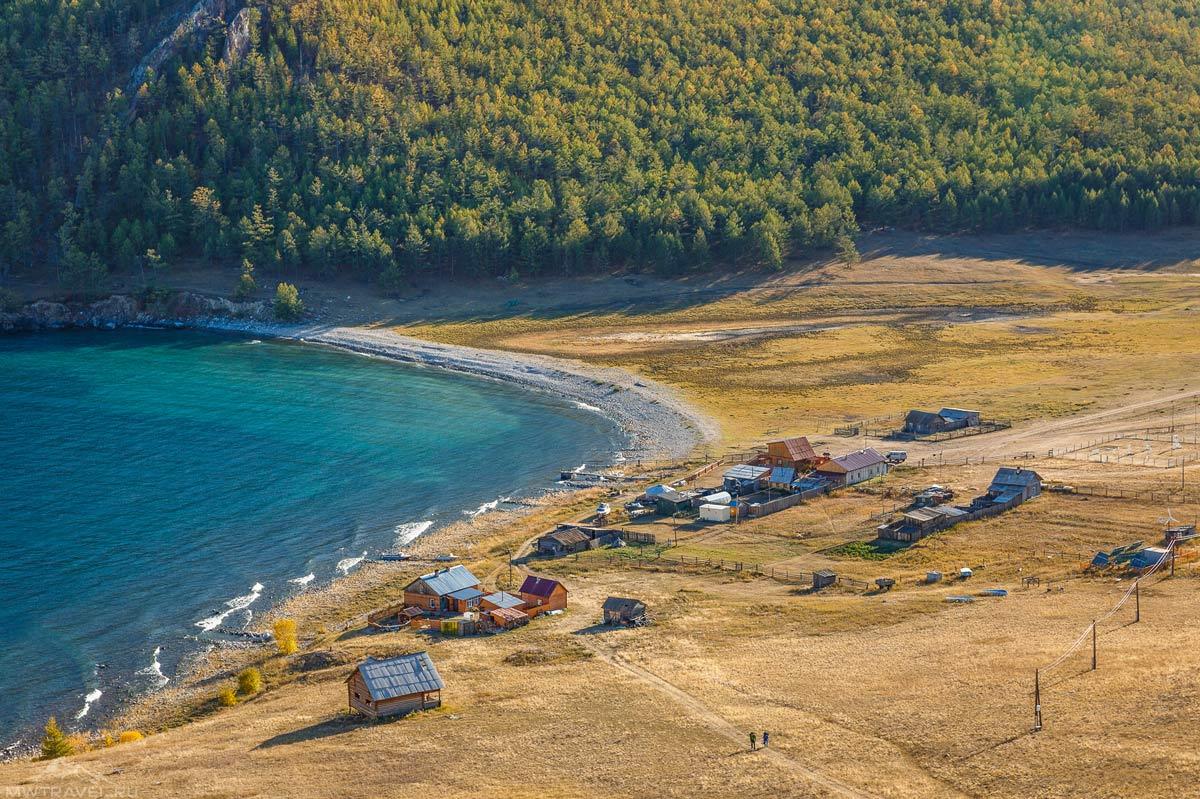 где побывать на Байкале