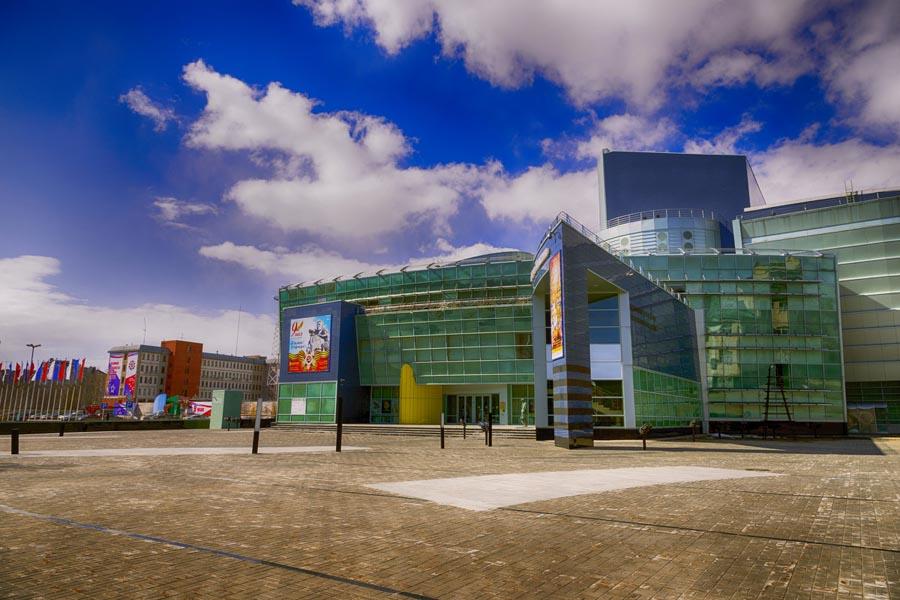 Концертно-театральный центр