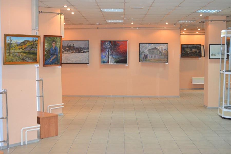 Абаканская картинная галерея