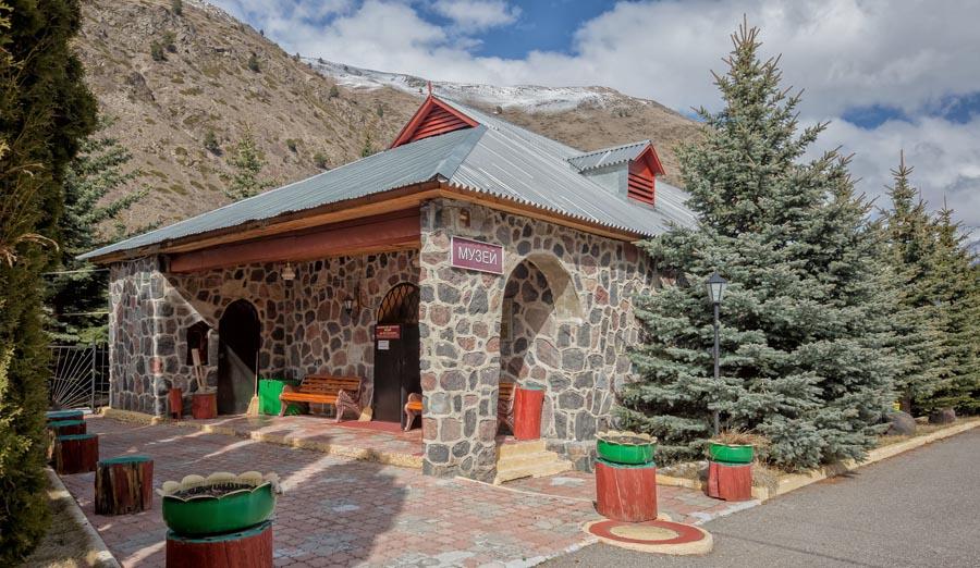 Альпинистско-охотничий музей