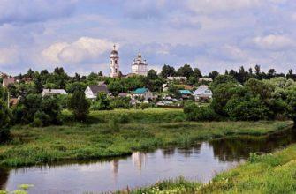 Окрестности Боровска