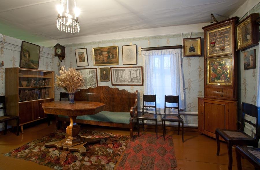 Дом-музей П. Д. Корина