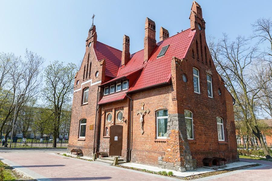 Дом пастора