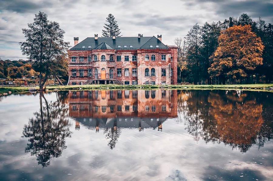 Дворец Грюнхоф