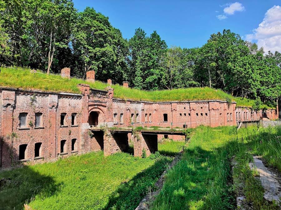 Форт № 3 короля Фридриха-Вильгельма I