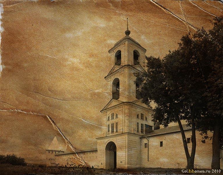 Храм-колокольня архангела Гавриила