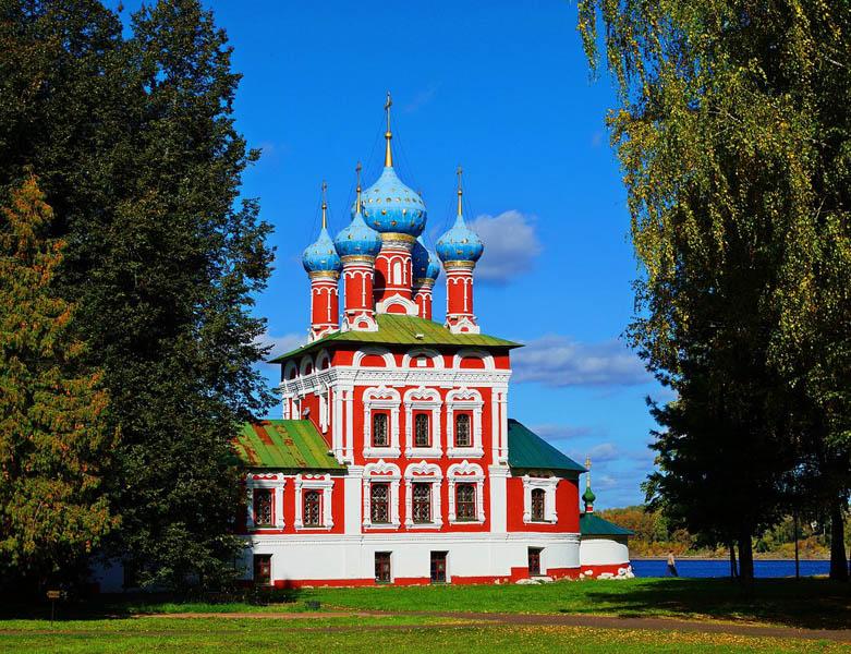 Храм царевича Дмитрия