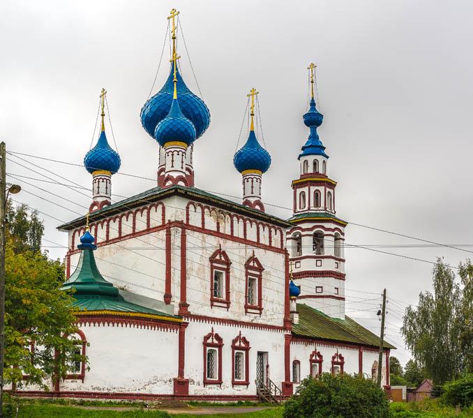 Корсунская церковь
