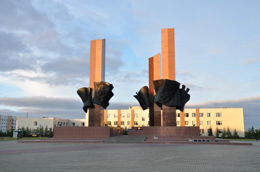 Мемориал памяти погибшим воинам