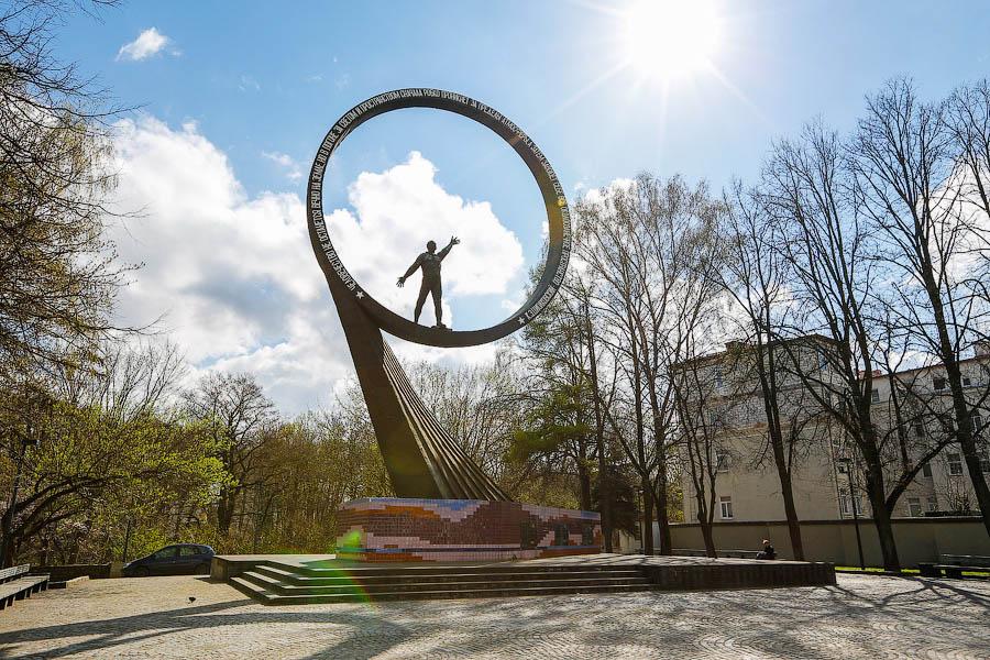 Монумент вселенной