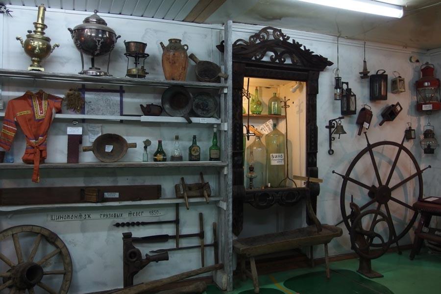 Музей хитрости