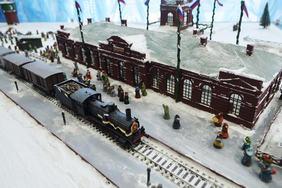 Музей истории Красноярской железной дороги на станции Абакан
