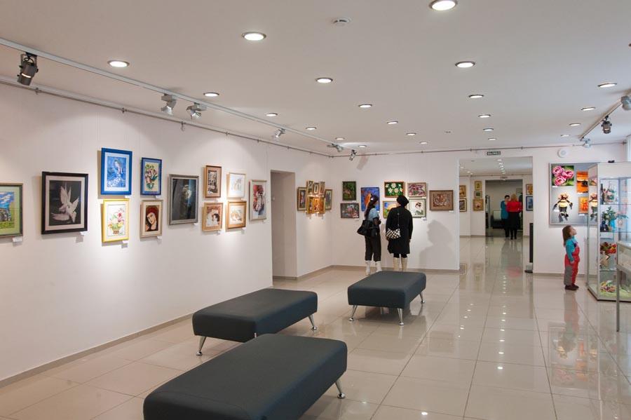 Музей искусств города
