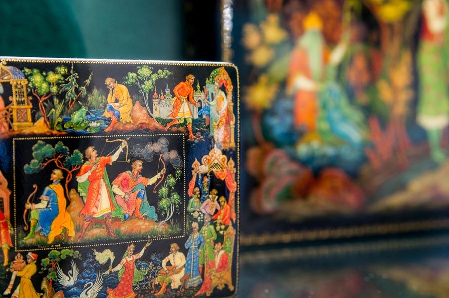Музей лаковой миниатюры