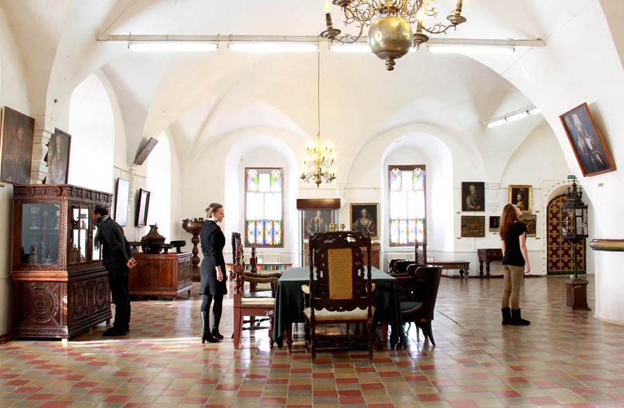 Музей церковных древностей