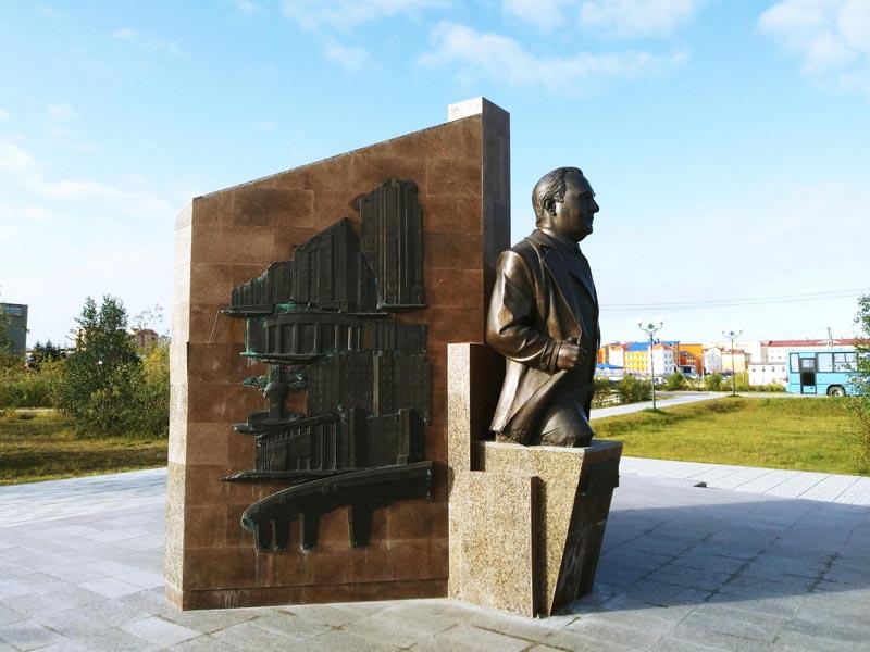 памятник Наливайко