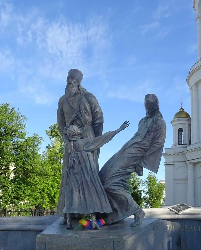 Памятник павшим за веру