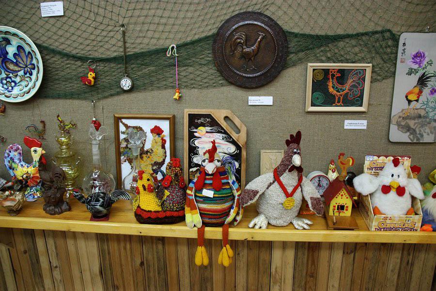 Парк-музей петуха