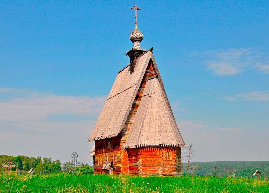 Петропавловская церковь