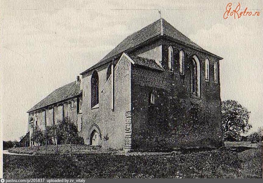 историческое фото замка