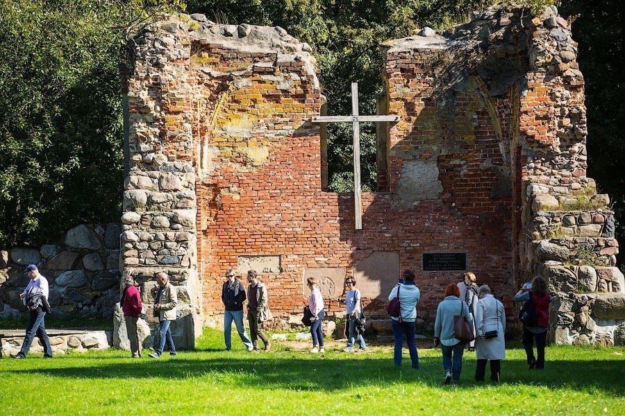 замок Лохштедт