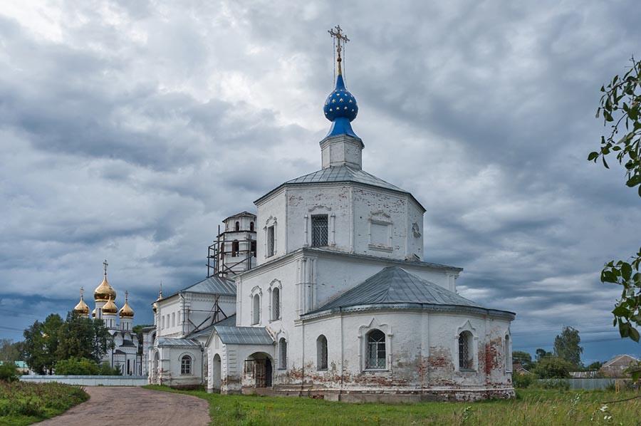 Смоленско-Корнилевская церковь