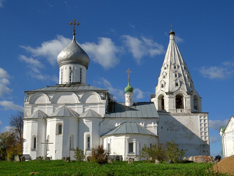 Свято-Троицкий Данилов монастырь