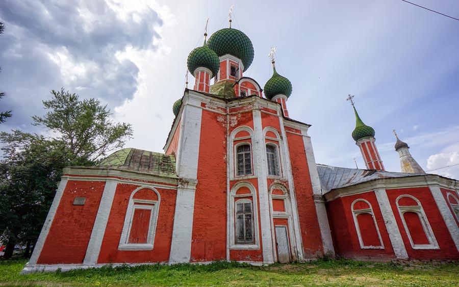 Владимирский собор Переславля