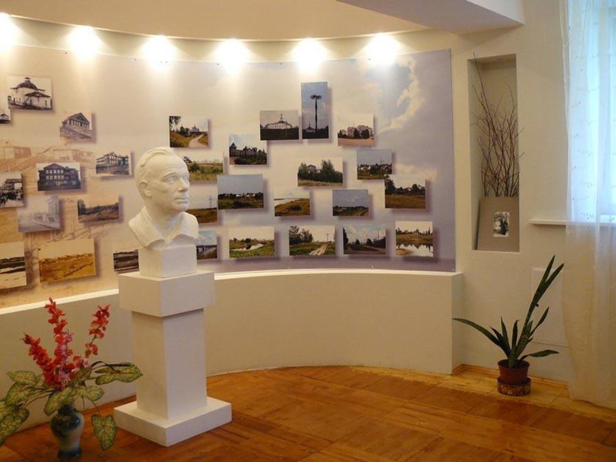 Литературный музей Дьяконова