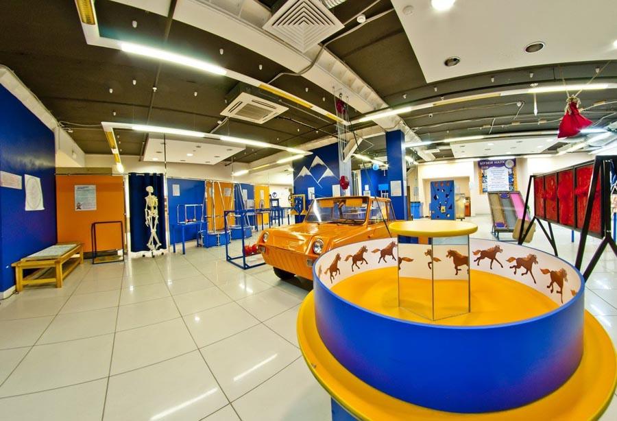Музей занимательных наук