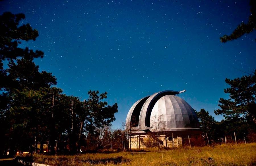 Астрофизическая лаборатория