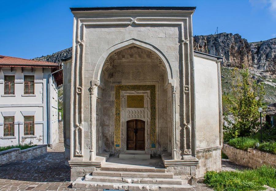Мавзолей Хаджи-Гирея