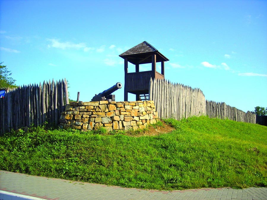 Михайловское укрепление